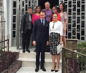 Prince Daniel and Crown Princess Victoria Visit Colombia ...