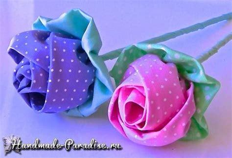 Blumen Aus Stoff Selber Machen by Blumen Aus Stoff Selber Basteln Dekoking 2