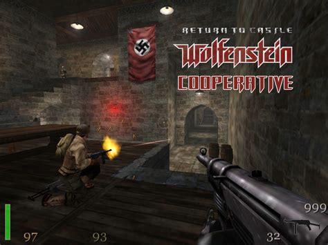 rtcw wolfenstein castle return ww2 fps ever windows mod win coop linux whats game doom release db gameplay mods cooperative