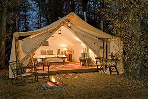 Glamping De Luxe : glamping luxury tents with all you need ~ Zukunftsfamilie.com Idées de Décoration
