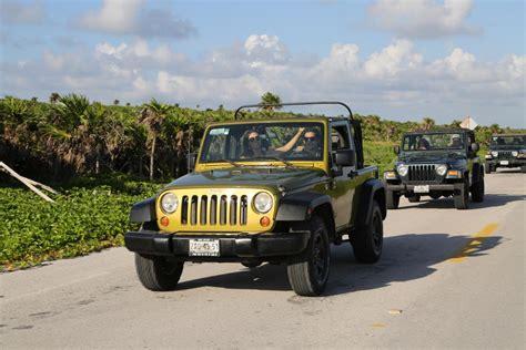 Cozumel Jeep Tour