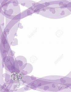 100 best images about wedding invitation border bg on With wedding invitation background images purple
