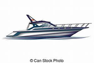 Cabin cruiser Vector Clipart Illustrations. 147 Cabin ...
