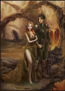 Hades and persephone o...