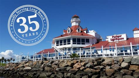 A Toast to 35 Years at Parkers' - Parkers' Lighthouse