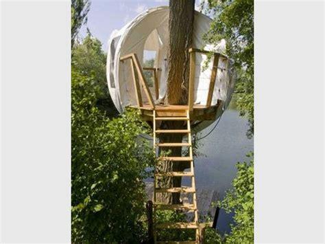 chambre bulle dans la nature une maison bulle modulaire et transparente