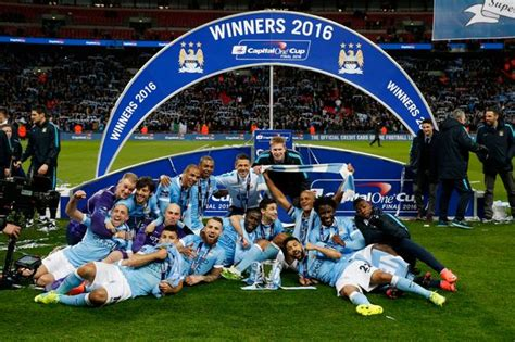 Manchester City Efl Cup