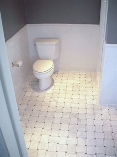 black and white basket weave tile creative tile works
