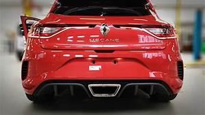 Voici la nouvelle Renault Mégane R S