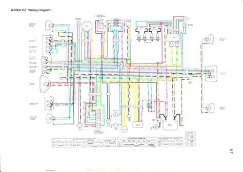 1983 Kawasaki Wiring Diagram by Wiring Diagrams