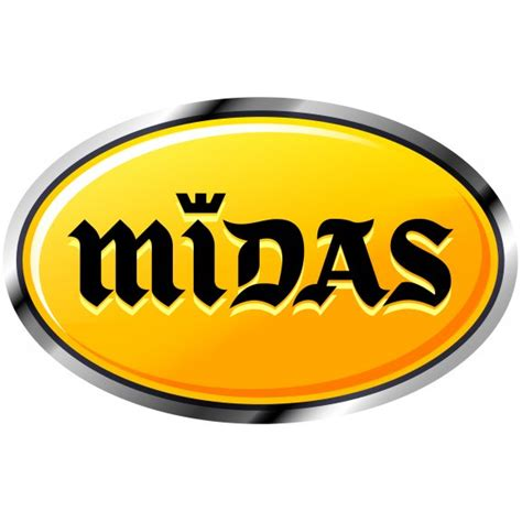 Midas | Brands of the World™ | Download vector logos and ...