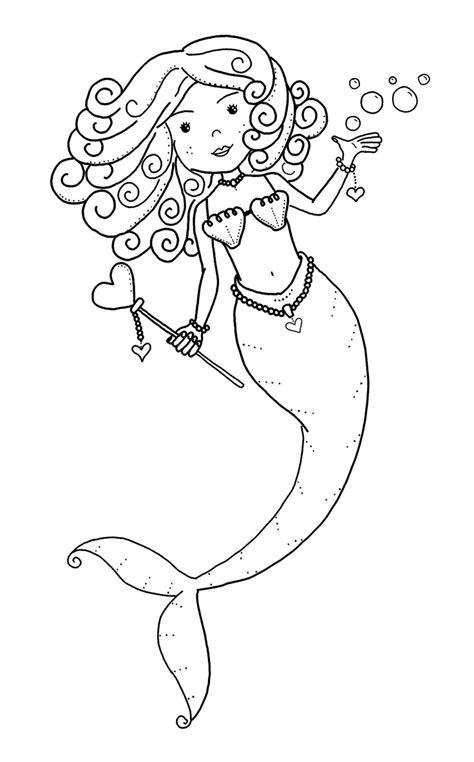 mermaid coloring ideas  pinterest mermaid