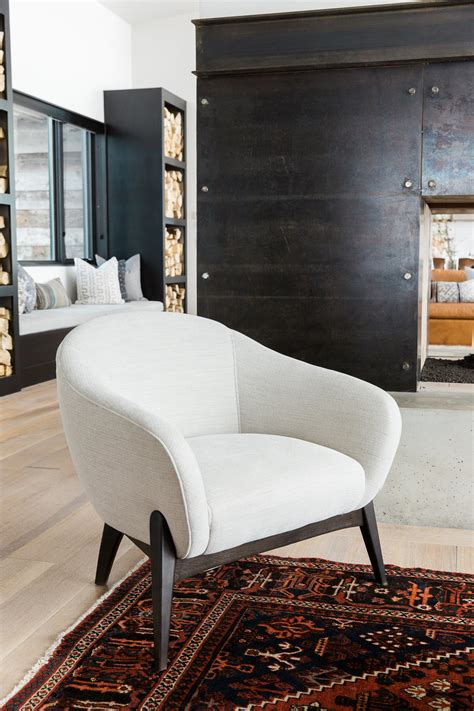 Modern Mountain Home Tour: Sitting Room, Guest Suite, Laundry