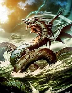 Mythical Creature: Ryujin