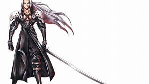Blacksmith Man At Arms Tackles Sephiroth39s Sword Polygon