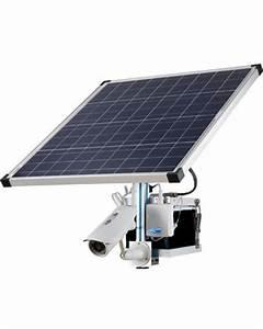 Camera De Surveillance Sans Fil Exterieur : cam ra ext rieur ip wifi solaire sans fil pour la surveillance ~ Melissatoandfro.com Idées de Décoration