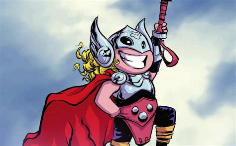 Marvel Previews Variant Covers Woman Thor   The Mary Sue