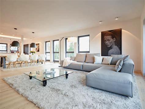 penthouse wohnzimmer von honeyandspice innenarchitektur