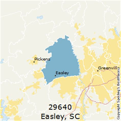 foto de Best Places to Live in Easley (zip 29640) South Carolina