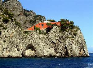 AD Classics Villa Malaparte Adalberto Libera ArchDaily