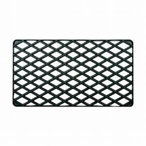 gratte pieds comparer 152 offres With tapis grattant grille métallique