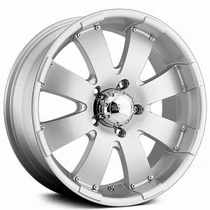 17 U0026quot  Ultra Wheels 243s Mako Silver With Clear Coat Off