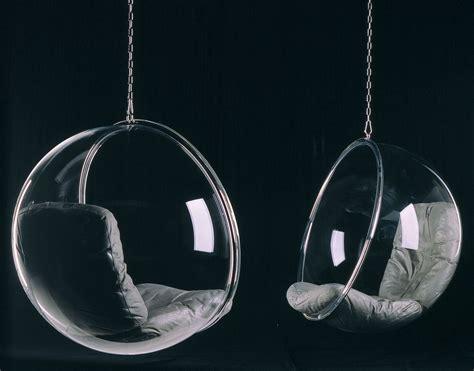 Fauteuil Suspendu Bubble Chair à Suspendre Transparent
