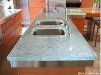glass counter tops Tempered Glass Countertops: What You Need To Know | Glass ...