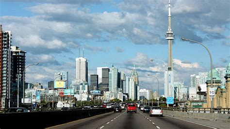 brampton residents     pay gardiner tolls