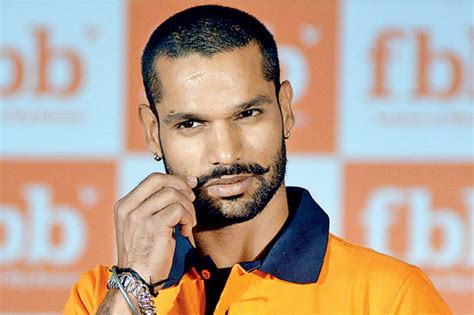 shikhar dhawan hair style will cricketer shikhar dhawan be a contestant on jhalak