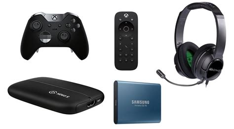 Best Xbox 1 The Best Xbox One And Xbox One X Accessories Extremetech