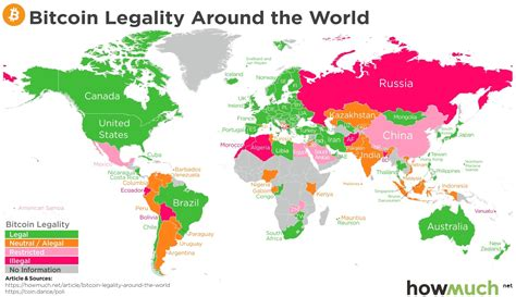 Posted on july 1, 2020august 4, 2020 by rabalder. Mapped: Bitcoin's Legality Around The World