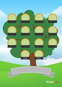 Unique Picture Of A Family Tree