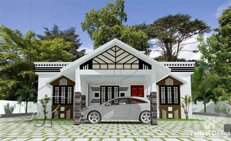 modern  bedroom  story house plan pinoy eplans