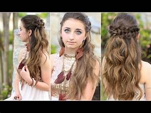 Prom/Formal Hair Tutorial 2014 Doovi