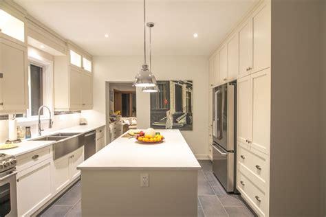 comptoir bar cuisine armoires de cuisine en mdf laqué blanc cuisines despro