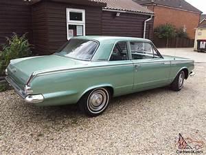 1965 Plymouth Valiant 200