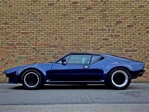 De Tomaso Pantera  El Auto Con Motor V8 De Ford