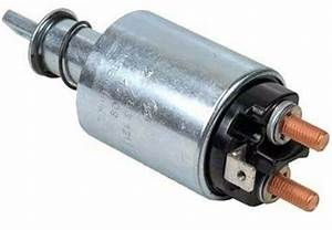 Starter Solenoid Ford Tractor 2310 2600 2610 2810 2910