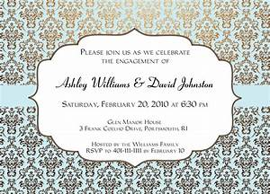 engagement invitation design invitation templates With inviation templates