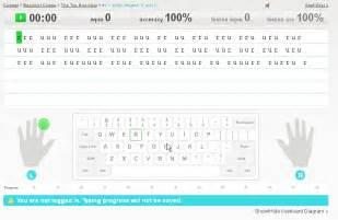 Free Online Typing Lessons