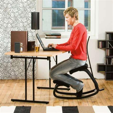 chaise ergonomique bureau chaise de bureau ergonomique en tissu et bois variable varier 4 pieds tables chaises et
