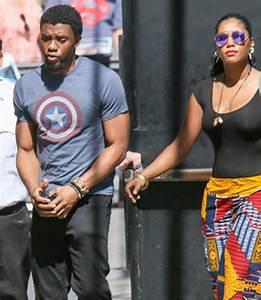 Is Chadwick Boseman Secretly Married?Who is he dating ...