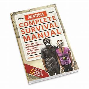 National Geographic Preparedness Book Guides  2 Pack