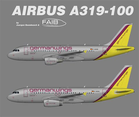 germanwings airbus  oc juergens paint hangar