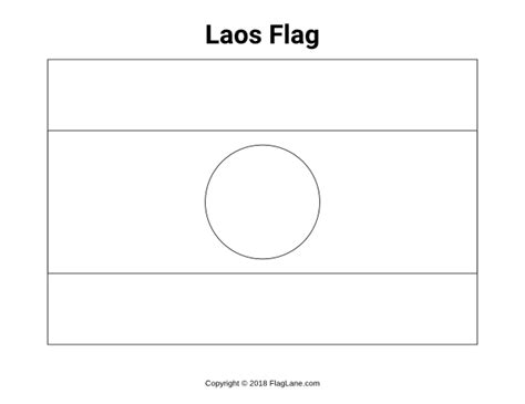 Free Flag Coloring Pages