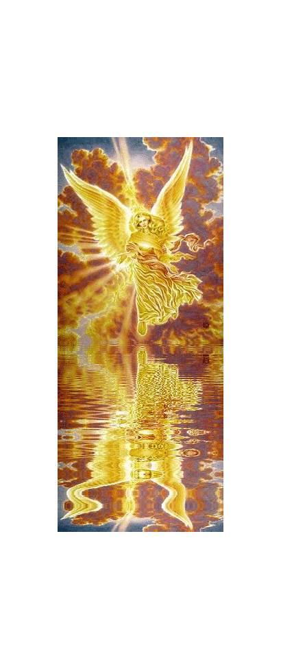 Uriel Arcangel Archangel Angel Reflection Michael Angels