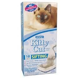 cat liner alfapet kitty cat sta put elastic sifting litter box
