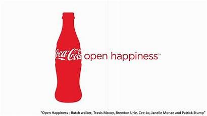 Cola Coca Happiness Open Lyrics