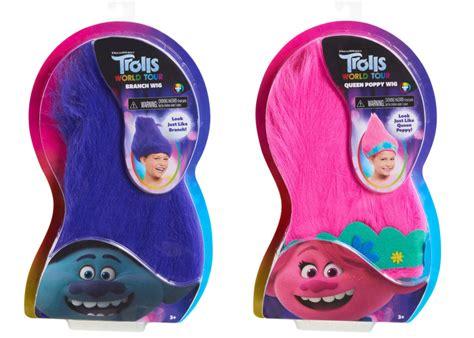 trolls world  toys lifestyle products